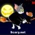 Tom and Jerry Halloween Pumpkins
